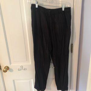 Zara Pants - Zara paper bag pants
